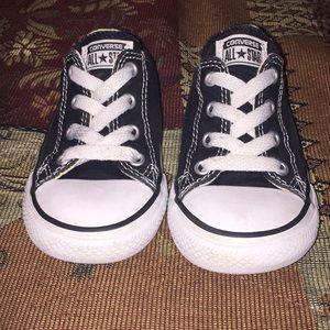 Black Converse 🖤